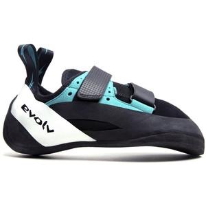 Evolv Geshido - Kletter- und Boulderschuh - Herren Black/White/Blue 10 UK