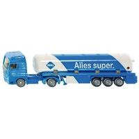 SIKU 1626 - Tanksattelzug blau/weiß 1:87