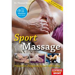 Sportmassage: eBook von Thomas Meyer
