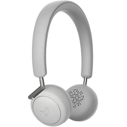 Libratone Q Adapt On-Ear Cloudy White Bluetooth® On Ear Kopfhörer On Ear Noise Cancelling, Touch-S