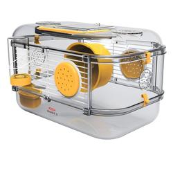 ZOLUX Käfig für Kleintiere RODY3 MINI gelb