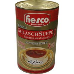 Hesco Ungarische Gulaschsuppe, 1er Pack (1 x 4250 ml)