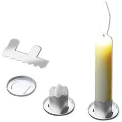 Kerzenhalter Metall 4cm VE=100 Stück