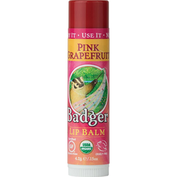 Badger Lip Balm - Pink Grapefruit 4.2g