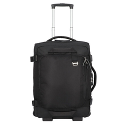 Samsonite Midtown 2-Rollen Reisetasche 55 cm Laptopfach black