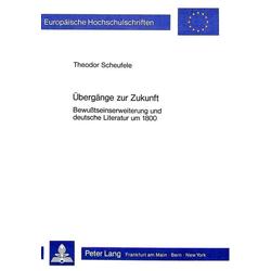 Übergänge zur Zukunft als Buch von Theodor Scheufele