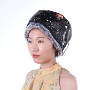 trockenhaube, Elektrische Haarpflege Kappe, Schönheitsdampfer, Hair Care Cap, 9 Stufen Thermostat Elektrohut Einstellbare Heizung Haarpflege Haubenhut