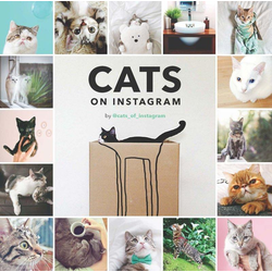 Cats On Instagram als Buch von @cats_of_instagram