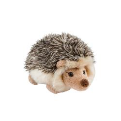 Teddys Rothenburg Kuscheltier Igel 12 cm klein braun (Stofftiere Igel Plüschtiere, Plüschigel Stoffigel)