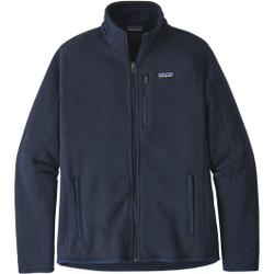 Patagonia - M's Better Sweater Jkt New Navy - Fleece - Größe: L