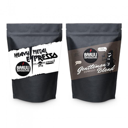 """Kaffeebohnen-Set """"Baruli Espresso Set"""", 2 x 500 g"""