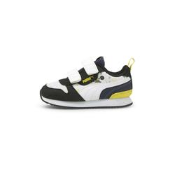 PUMA PUMA x PEANUTS R78 V Babyschuhe Sneaker schwarz 22