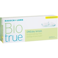 Bausch + Lomb Biotrue for Presbyopia 30 St. / 8.60 BC / 14.20 DIA / -2.25 DPT / Low ADD