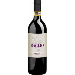 Bio Rotwein Baglio, Chianti DOCG 2018