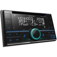 Kenwood DPX-7200DAB Auto Media-Receiver Schwarz 50 W Bluetooth