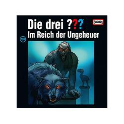 Die Drei ??? - 195/Im Reich der Ungeheuer (Vinyl)