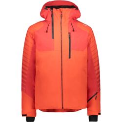 CMP - Man Jacket Fix Hood Tango - Skijacken - Größe: S