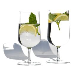 Blue Chilli Design Glas Design: Queen Ann, Kristallglas, Handgefertigt, Kristallglas, leicht und filigran, spülmaschinenfest