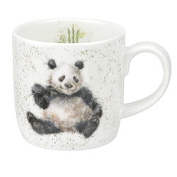 Royal Worchester WD Panda Tasse 31 cl Weiß