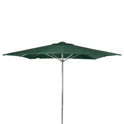 """Doppler Sonnenschirm / Gastro-Sonnenschirm """"Gastro Clip 3 x 3"""",dunkelgrün,300 x 300 cm"""