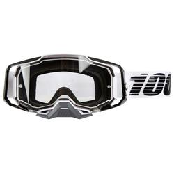 100% Crossbrille Armega Atmos - Klar, Anti Fog