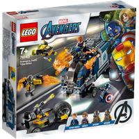 Lego Marvel Super Heroes Avengers Truck-Festnahme 76143