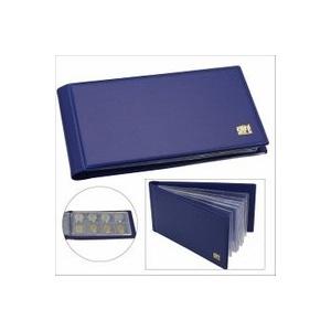 Münzalbum Pocket, Farbe blau
