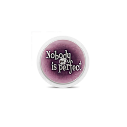 Freestyle Libre Sensor Sticker - Nobody is perfect