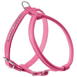 Geschirr Modern Art Round & Soft Petit Luxus pink XXS-XS