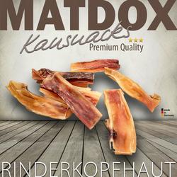 (16,98 EUR/kg) MATDOX Premium Rinderkopfhaut 500 g