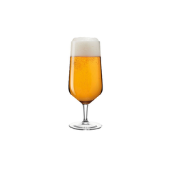 LEONARDO Bierglas PUCCINI Tulpenglas 0,33l 1 Stück (1-tlg), Glas