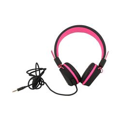 Kurio Kinderkopfhörer Kurio, blau Kinder-Kopfhörer rosa