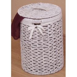 Wäschekorb (1 Stück), Höhe 46 cm