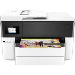 HP OfficeJet Pro 7740 Wide Format All-in-One Farb Tintenstrahl Multifunktionsdrucker A3 Drucker, Sca