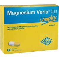 VERLA Magnesium Verla 400 Kapseln 60 St.