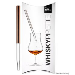 Eisch Whisky-Pipette Gentleman kupfer