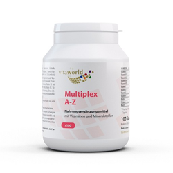 MULTIPLEX Multivitamin A-Z Tabletten 100 St
