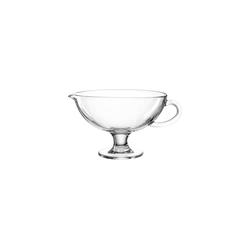 LEONARDO Sauciere CUCINA Sauciere aus Glas Soßenschale, Glas, (1-tlg), 1x Sauciere