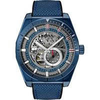 HUGO BOSS Boss Signature Timepiece Collection Skeleton 1513645 Herren Automatikuhr