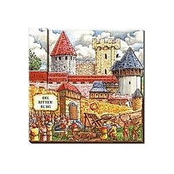 Die Ritterburg - Buch