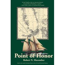 Point of Honor als Buch von Robert N. Macomber