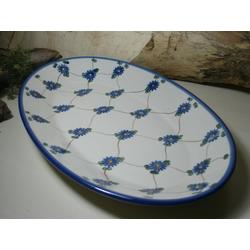 Platte, 35,5 x 21 cm, Tradition 8, Porzellangeschirr günstig - BSN 6455