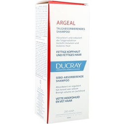 DUCRAY ARGEAL Shampoo gegen fettiges Haar 200 ml