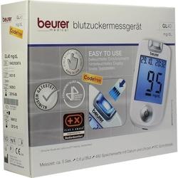 BEURER GL40 Blutzuckermessgerät mg/dl codefree 1 St.