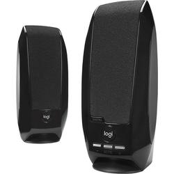 Logitech S150 Stereo Lautsprecher PC-Lautsprecher (1,2 m Kabellänge, Lautstärkeregler)