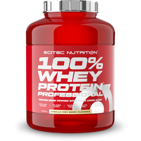 Scitec Nutrition 100% Whey Protein Professional Vanilla Very Berry Pulver 2350 g