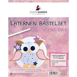 "Laternen-Komplettset ""Eni Eule"""