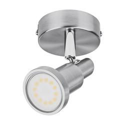 LED Spot Deckenanbau Leuchte GU10 6 x 3 Watt, mit 6 Spots