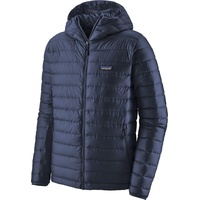 Patagonia Down Sweater Hoody classic navy M
