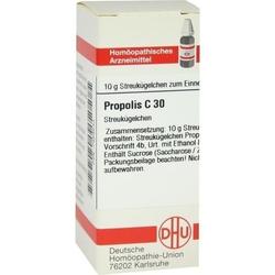 PROPOLIS C 30 Globuli 10 g